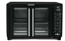 Gourmia Digital French Door Air Fryer Toaster Oven with Convection Oven Setting
