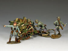 SGS-FW003 WWI German Artillery Set by King & Country