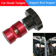 Car Hood Tailgate Shock Absorber Locked Support Rod Stopper Retainer Anti-slide
