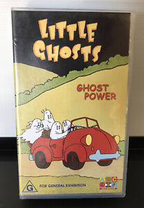 Little Ghosts Vhs