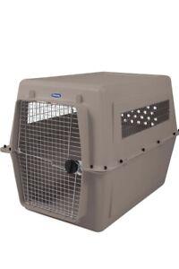 Petmate Ultra Vari Heavy-Duty Dog Travel Crate (XL)
