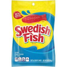 Swedish Fish, 8oz Bag