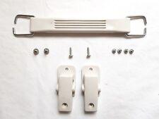 Silver Reed Knitmaster Máquina De Tejer SK155 soporte conjunto completo de mango de la tapa