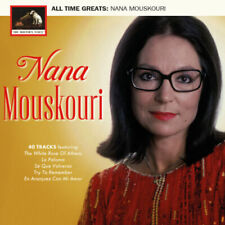 Nana Mouskouri - All Time Greats [New & Sealed] CD