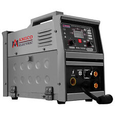 New Listingamico Mig 140gs 140 Amp Migmagtigstickarc 5 In 1 Welder Duty Cycle