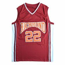 Basketball Jersey Timo Cruz 22 Richmond Oilers Home Basketball Jersey Color Red