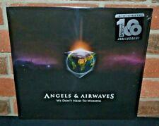 ANGELS & AIRWAVES - We Don't Need To Whisper, Ltd 2LP PINK+BLACK HAZE VINYL New!