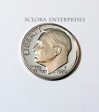 1980 S ROOSEVELT *PROOF* DIME **FREE SHIPPING**