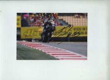 Scott Redding Marc VDS Racing Kalex Moto 2 Catalunya GP 2012 Signed Photograph 3