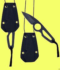 Security Neck Knife Undercover Neckknife Halsmesser Messer Einhandmesser 80441