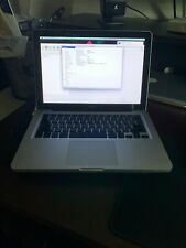 "Macbook 13"" Aluminium Body (Late 2008) (Damaged-Functioning)"