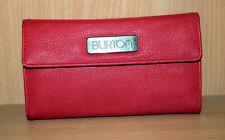 Burton Damengeldbörse rot ca 18 x 10 cm