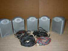 Tannoy FX5.1 Speaker Set-5 Speakers With Wires-Superb Sound