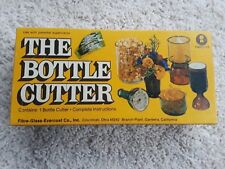Vintage Evercoat Bottle Cutter Kit No. 8002 by Fibre Glass Container.