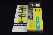 W518 BRITAINS Train arbreHo Oo 1810 Pin parasol Scots pine make up tree models
