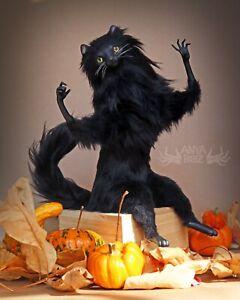 Black Cat Room Guardian