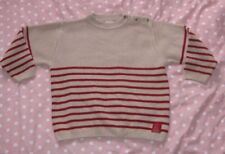 pull  mariniere sergent major  7 ans