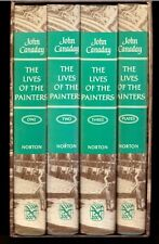 The Lives of the Painters in Four Volumes: 1-Late Gothic to High Renaissance; 2-