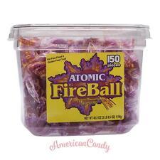 150 x Atomic Fireballs Box US Zimt Bonbons (das perfekte DART Produkt) 22,21€/kg