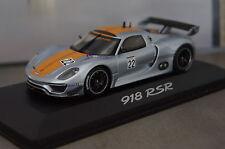 Porsche 918 RSR 1:43 Minichamps neu & OVP