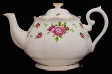 ROYAL Albert VINTAGE NUOVO COUNTRY ROSES grandi Tea Pot