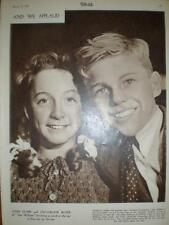 Just William actors John Clark Jaqueline Boyer 1947