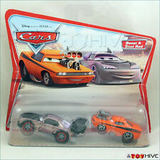 Disney Pixar Cars Boost & Snot Rod original desert series Movie Moments 2 pack
