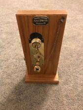 Baldwin Mounted Salesman Sample Display Entry Lock Polished Brass