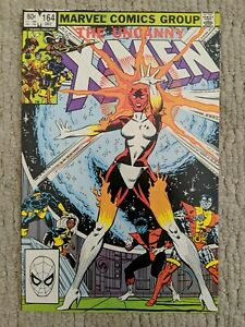 The Uncanny X-Men 164 Comic Book Marvels Great Condition See Pics 📷