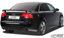 Audi A4 B7 - Rear bumper spoiler (center part) RS4 look