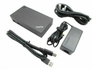Lenovo ThinkPad USB 3.0 Pro Dock 40A7 DK1522 Laptop Docking Station