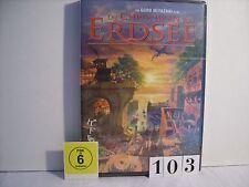 DVD, Die Chroniken von Erdsee, Goro Miyazaki,Keiko Niwa, ungeöffnet
