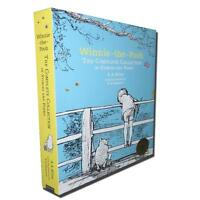 Winnie The Pooh Stories & Poems Complete Children Set Hardback By A A Milne