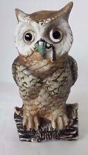 OWL Tea Light Candle Holder