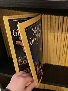 National Geographic Magazine Bundle