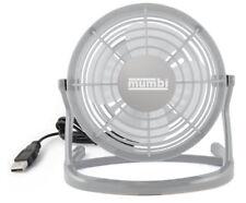 Mumbi USB Ventilator mit An/aus Schalter - Grau