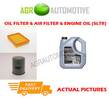 PETROL OIL AIR FILTER KIT + SS 10W40 OIL FOR VAUXHALL CORSA 1.2 45 BHP 1993-00