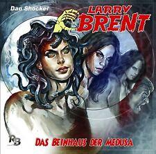 Larry Brent - Folge 20: Das Beinhaus der Medusa