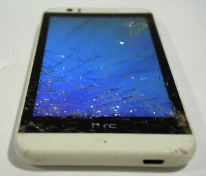 HTC Desire 510 - 4GB - White (Sprint) Smartphone - Parts/Repair AS IS