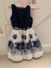 Monnalisa Girls Designer Dress 8 Yrs