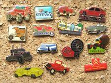 LOT 15 PIN'S thème VOITURE AUTO AUTOMOBILE CAMION TRUCK CAR PIN PINS #3 T5