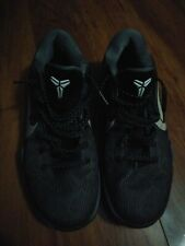 Nike Kobe VII 7 Shoes Size 8.5 Black & Gray