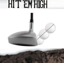 SENIORS #11 Fairway Wood HiGH LoFT 31° Low Profile Tight Lie Golf CLuB