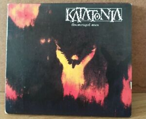 KATATONIA - DISCOURAGED ONES , CD USATO GENERE GOTHIC METAL