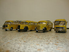 Minichamps 1:43 Bus Mercedes Benz Setra S8 Deutsche Bundespost Post 1/43 O6600