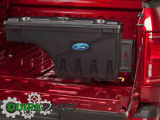 2015-2017 Ford F-150 Lockable Truck Bed Pivot Tool Storage Box Right & Left OEM