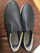 Cole Haan Falmouth Slip On Leather Loafers Mens 11 New No Box