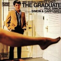 SIMON & GARFUNKEL-THE GRADUATE CD 14 TRACKS ORIGINAL SOUNDTRACK / FILMMUSIK NEU