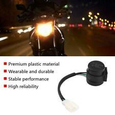 3 Pin LED Turn Light Flasher Round Motorcycles ATV Blinker Relay Signal Light