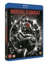Mortal Kombat Kollection 1-2 Blu Ray